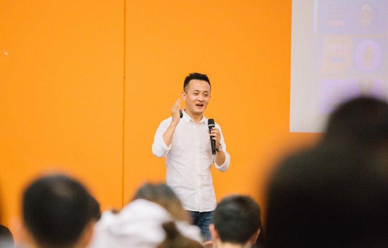 杨光 阿里巴巴UED委员会委员长